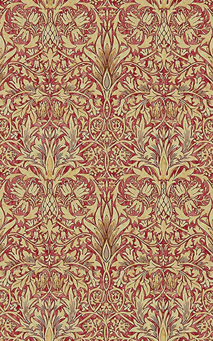 MORRIS & Co. / WALLPAPER COMPILATION I / Snakeshead 216847