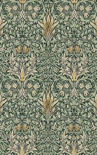 MORRIS & Co. / WALLPAPER COMPILATION I / Snakeshead 216863