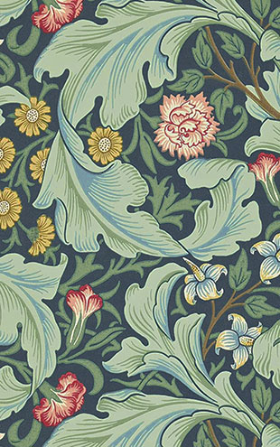 MORRIS & Co. / WALLPAPER COMPILATION I / Leicester 216864(212541)