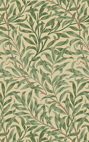 MORRIS & Co. / WALLPAPER COMPILATION I / Willow Boughs 216866(WM7614/1)