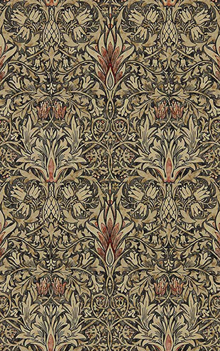 MORRIS & Co. / WALLPAPER COMPILATION I / Snakeshead 216870