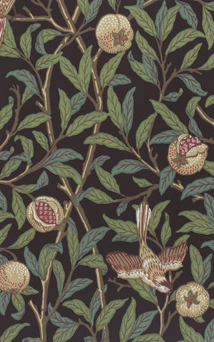 MORRIS & Co. ARCHIVE COLLECTION 2 Bird & Pomegranate / 212537