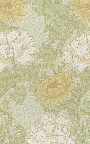 MORRIS & Co. ARCHIVE COLLECTION 2 Chrysanthemum / 212545