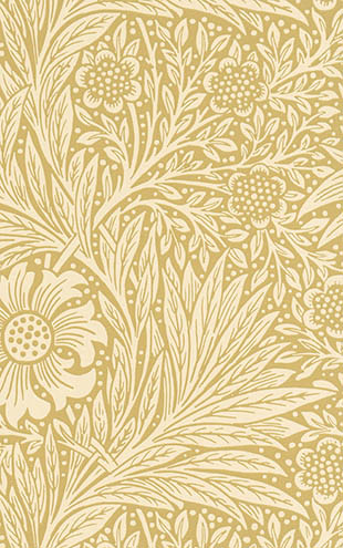 MORRIS & Co. ARCHIVE COLLECTION  Marigold / 210370