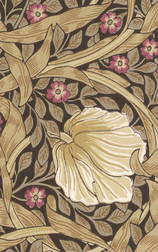 MORRIS & Co. ARCHIVE WALLPAPERS  Pimpernel / 210390