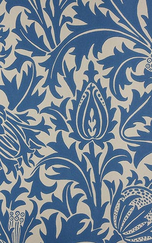 MORRIS & CO MORRIS V Wallpapers / Thistle / DMOWTH102