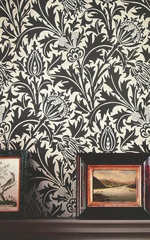 MORRIS & CO MORRIS V Wallpapers / Thistle / DMOWTH103
