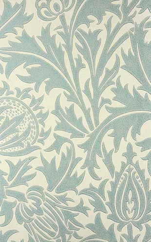 MORRIS & CO MORRIS V Wallpapers / Thistle / DMOWTH105