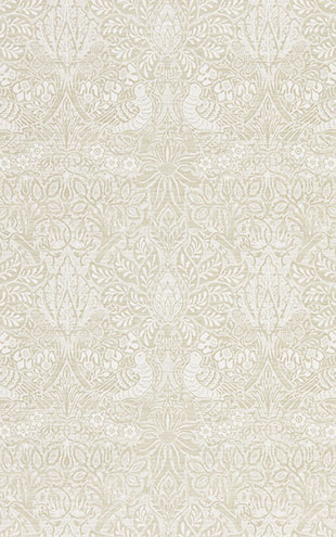 PURE MORRIS NORTH WALLPAPERS / Pure Dove & Rose 216521