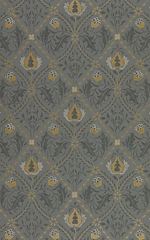 PURE MORRIS NORTH WALLPAPERS / Pure Trellis 216527