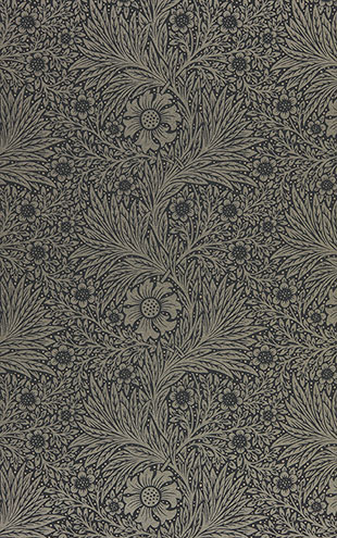 PURE MORRIS NORTH WALLPAPERS / Pure Marigold 216535