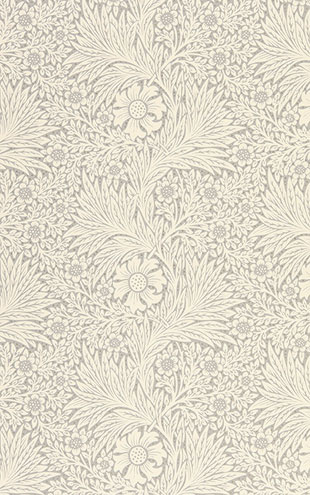 PURE MORRIS NORTH WALLPAPERS / Pure Marigold 216536