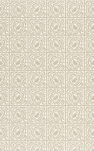 PURE MORRIS NORTH WALLPAPERS / Pure Scroll 216546