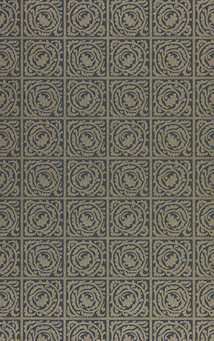 PURE MORRIS NORTH WALLPAPERS / Pure Scroll 216547