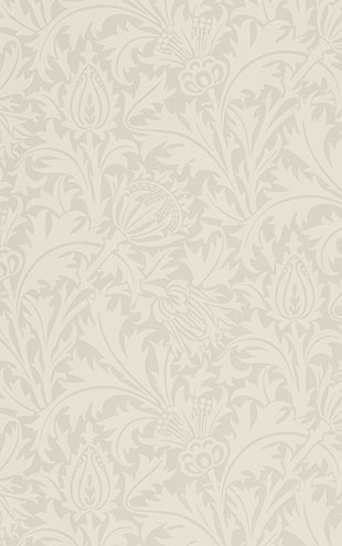 PURE MORRIS NORTH WALLPAPERS / Pure Thistle 216550