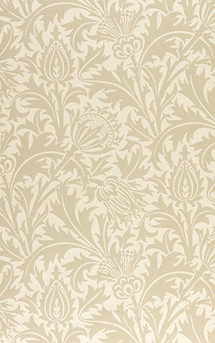 PURE MORRIS NORTH WALLPAPERS / Pure Thistle 216552