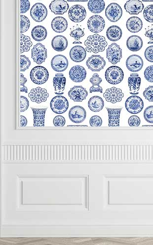 Royal Delft by Nicolette Mayer ロイヤル・デルフト / Royal Delft Collections