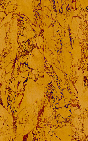 MATERIALS WALLPAPER by Piet Hein Eek GOLD MARBLE WALLPAPER / PHM-80