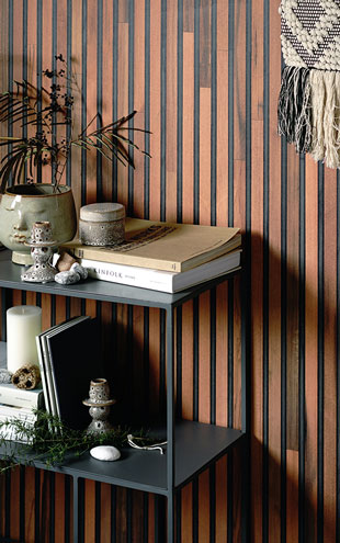 TIMBER STRIPS WALLPAPER by PIET HEIN EEK / TIM-01