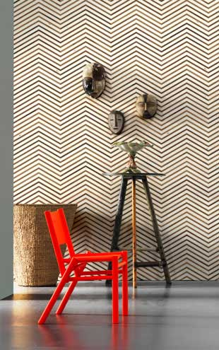 TIMBER STRIPS WALLPAPER by PIET HEIN EEK / TIM-04