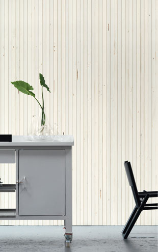 TIMBER STRIPS WALLPAPER by PIET HEIN EEK / TIM-07