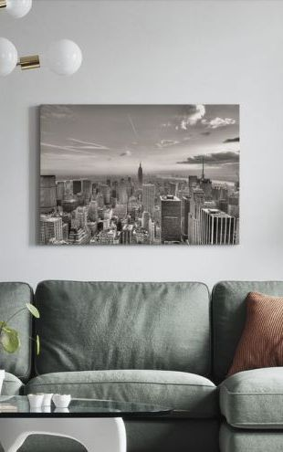 【Canvas Print】PHOTOWALL / New York City, USA (e1584)