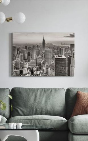 【Canvas Print】PHOTOWALL / New York City, USA (e1585)