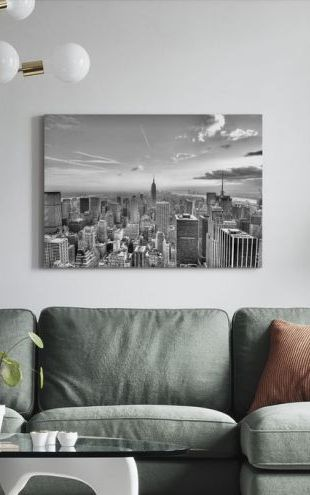 【Canvas Print】PHOTOWALL / New York City, USA (e1591)