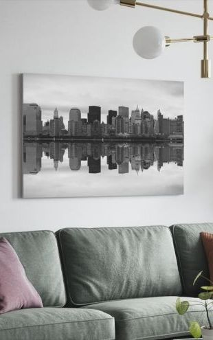 【Canvas Print】PHOTOWALL / Manhattan (e2082)