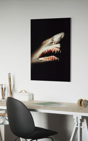 【Canvas Print】PHOTOWALL / Shark (e6339)