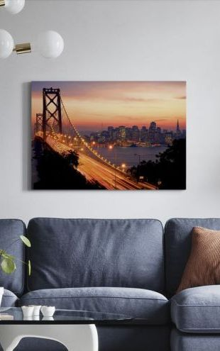 【Canvas Print】PHOTOWALL / San Francisco, California, USA (e10088)