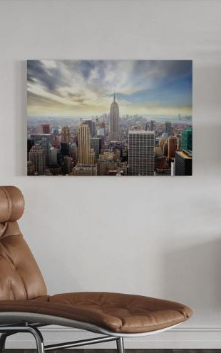 【Canvas Print】PHOTOWALL / Enchanting New York (e19864)