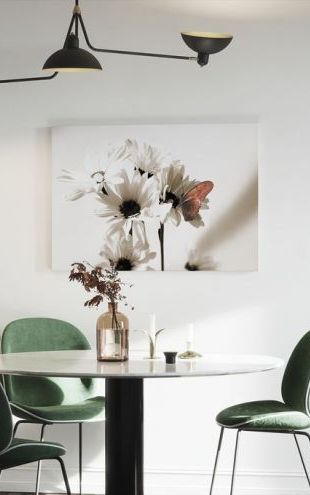 【Canvas Print】PHOTOWALL / Julia Butterfly Middle (e20441)