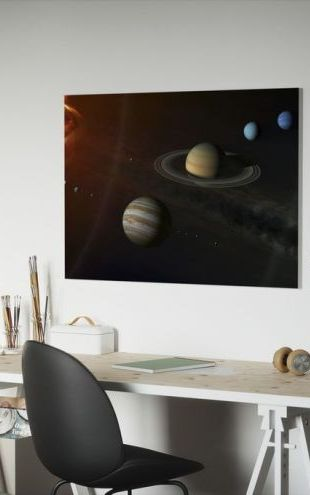 【Canvas Print】PHOTOWALL / Solar System (e20507)