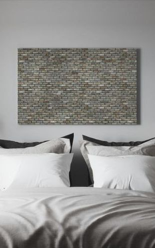 【Canvas Print】PHOTOWALL / Stone Wall (e20752)