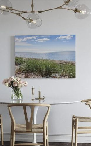【Canvas Print】PHOTOWALL / Gotland Beach (e22863)