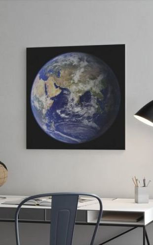 【Canvas Print】PHOTOWALL / Earth (e23009)
