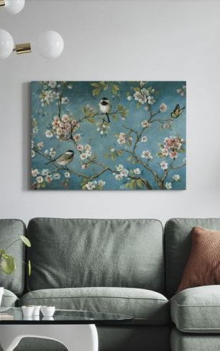 【Canvas Print】PHOTOWALL / Blossom (e23327)