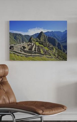 【Canvas Print】PHOTOWALL / Machu Picchu (e24794)
