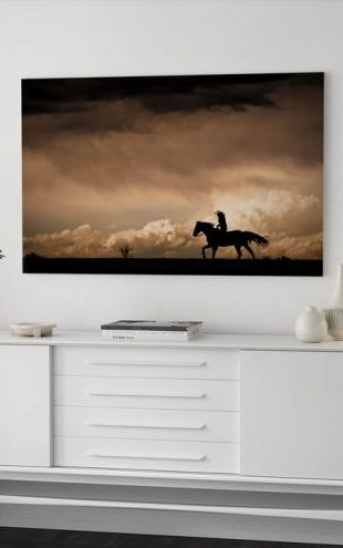 【Canvas Print】PHOTOWALL / Ride the Storm (e29569)
