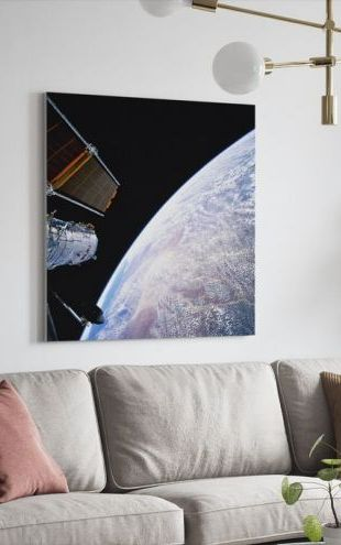 【Canvas Print】PHOTOWALL / Hubble Space Telescope (e25588)