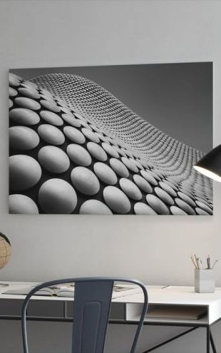 【Canvas Print】PHOTOWALL / Curve (e29674)