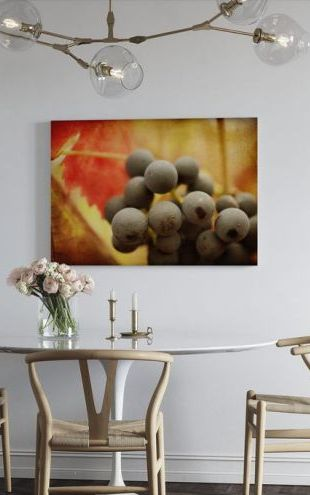 【Canvas Print】PHOTOWALL / Autumn Harvest (e29783)