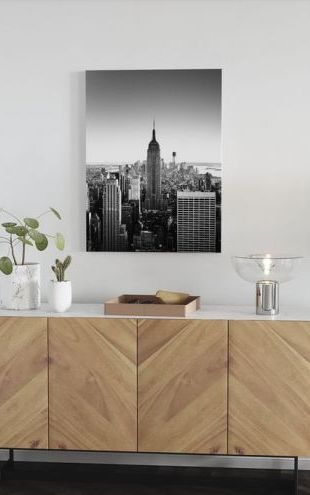 【Canvas Print】PHOTOWALL / True Manhattan (e50041)