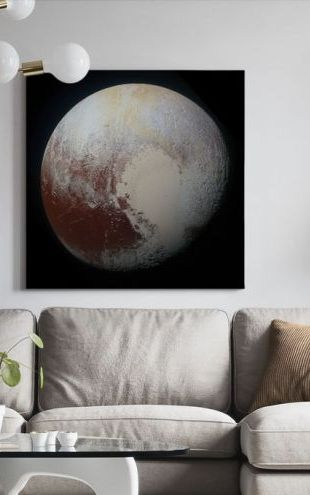 【Canvas Print】PHOTOWALL / Dwarf Planet (e310773)