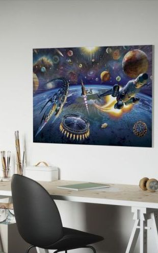 【Canvas Print】PHOTOWALL / Outer Space (e312174)