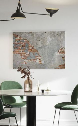 【Canvas Print】PHOTOWALL / Brick Wall (e313411)