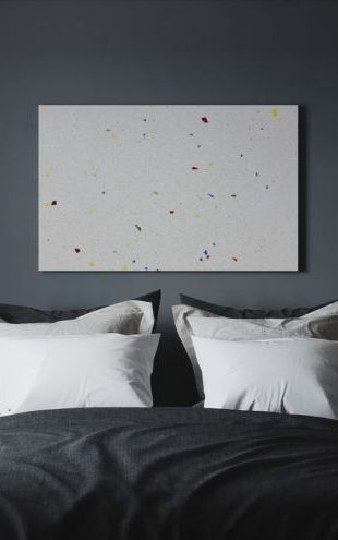 【Canvas Print】PHOTOWALL / Multi Color Terrazzo (e314471)