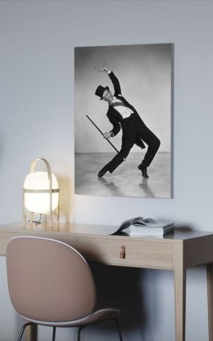 【Canvas Print】PHOTOWALL / Fred Astaire (e314906)