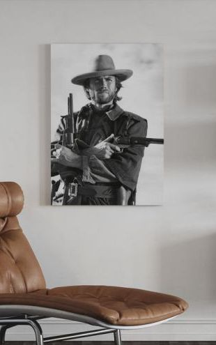 【Canvas Print】PHOTOWALL / Outlaw Josey Wales (e314911)